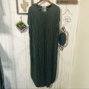 Anthropologie Dresses - Sabina Musayev Shirin Green Dress Dress Sz XL